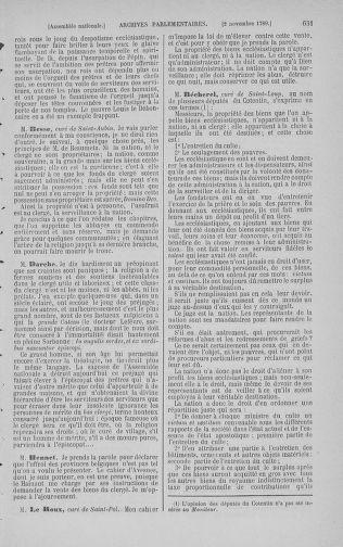 Tome 9 : Du 16 septembre au 11 novembre 1789 - page 631
