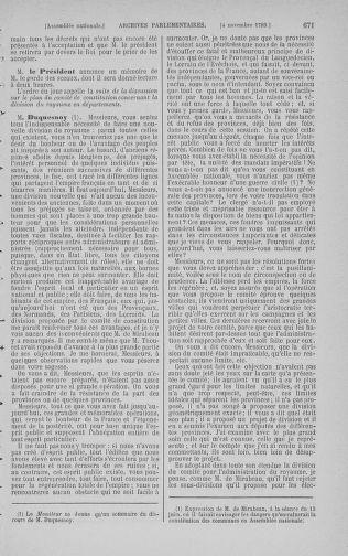 Tome 9 : Du 16 septembre au 11 novembre 1789 - page 671