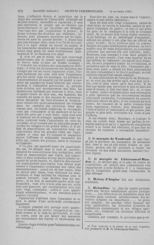 Tome 9 : Du 16 septembre au 11 novembre 1789 - page 672