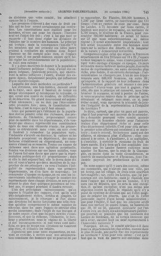 Tome 9 : Du 16 septembre au 11 novembre 1789 - page 745