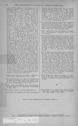 Tome 9 : Du 16 septembre au 11 novembre 1789 - page 796