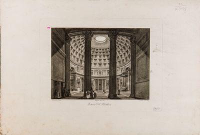 Pantheon, interno, ora chiesa di S. Maria ad Martyres