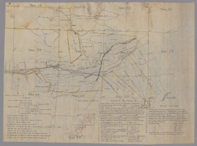 Metsker\'s map of Placer County, California in SearchWorks catalog