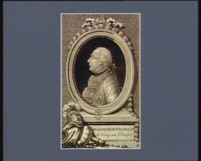 Friederich Wilhelm J.J. König von Preussen [estampe]
