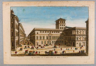 Palazzo Venezia, veduta