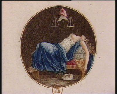 Le  Cochemare de l'aristocratie [estampe]