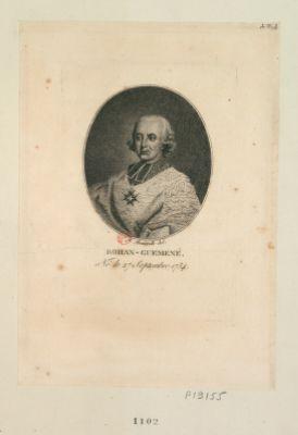 Rohan-Guèménée né le 27 septembre 1734 : [estampe]