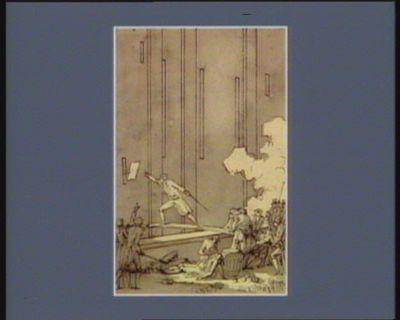 [Troisième événement du quatorze juillet 1789] [dessin]