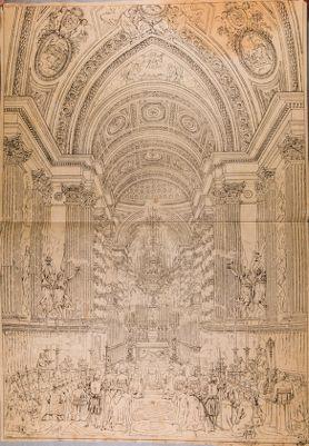 Palazzo Vaticano. Cappella Paolina