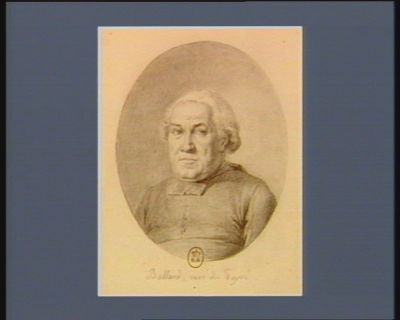 Ballard curé du Doyré : [dessin]