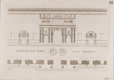 Foro Traiano, Basilica Ulpia