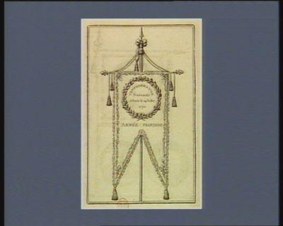 Confédération nationale à Paris le 14 juillet 1790 armée française : [estampe]