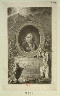 Louis XVI le dernier Roi de France et de Navarre [estampe]
