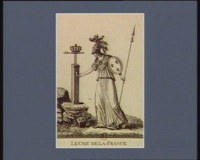 Le  Cric de la <em>France</em> [estampe]