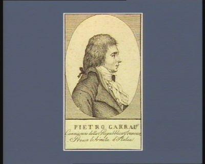 Pietro Garrau commissario della Republica francese presso l'armata d'Italia : [estampe]
