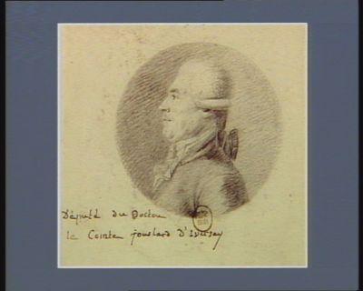 Le  Comte Jouslard d'Iversay député du Poitou : [dessin]
