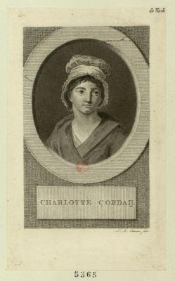 Charlotte Cordaij [estampe]