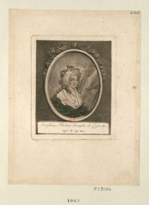 Seraphinia Feliciani comtesse de Cagliostro âgée de 29 ans : [estampe]