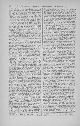 Tome 31 : Du 17 au 30 septembre 1791 - page 66