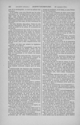 Tome 31 : Du 17 au 30 septembre 1791 - page 358