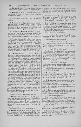 Tome 31 : Du 17 au 30 septembre 1791 - page 360