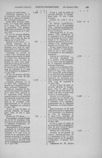 Tome 31 : Du 17 au 30 septembre 1791 - page 495