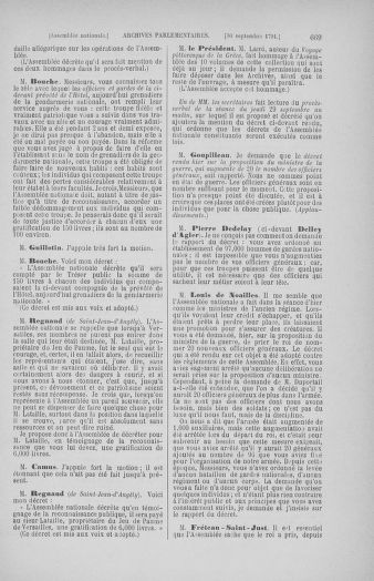 Tome 31 : Du 17 au 30 septembre 1791 - page 669