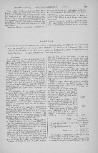 Tome 31 : Du 17 au 30 septembre 1791 - page 711
