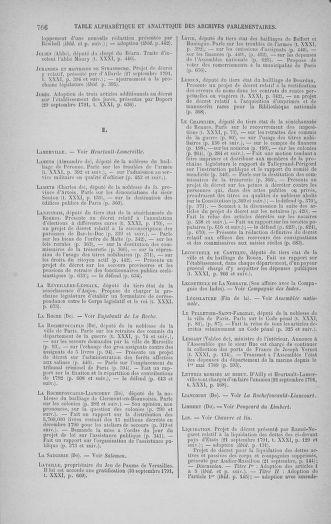 Tome 31 : Du 17 au 30 septembre 1791 - page 766