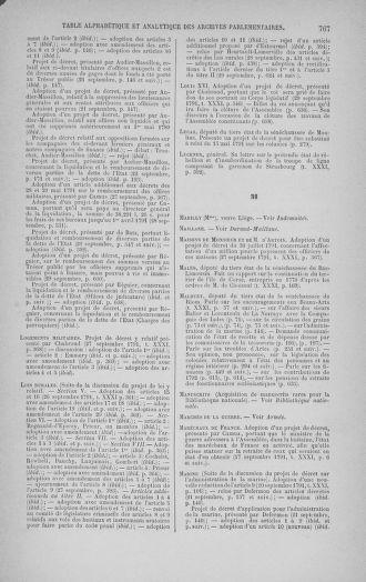Tome 31 : Du 17 au 30 septembre 1791 - page 767