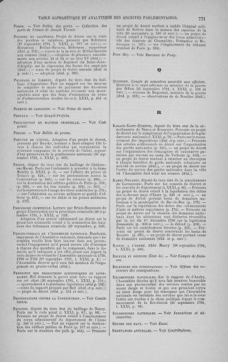 Tome 31 : Du 17 au 30 septembre 1791 - page 771