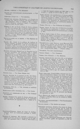 Tome 31 : Du 17 au 30 septembre 1791 - page 773