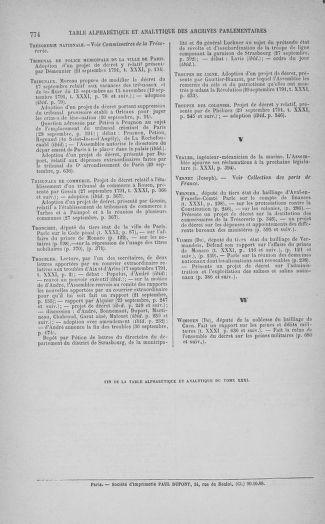 Tome 31 : Du 17 au 30 septembre 1791 - page 774