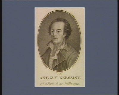 Ant. Guy Kersaint né à Paris le 20 juillet 1742 : [estampe]