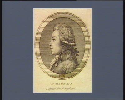 M. Barnave député du Dauphiné : [estampe]