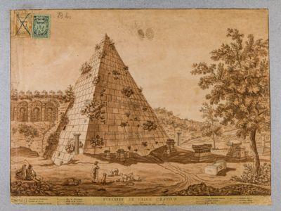 Piramide di Caio Cestio e cimitero degli acattolici