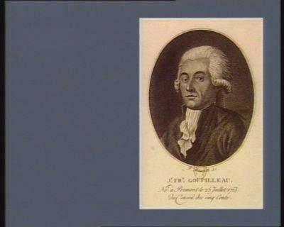 I.n Fr.is Goupilleau né à Premont le 25 juillet 1753, du Conseil des Cinq Cents : [estampe]