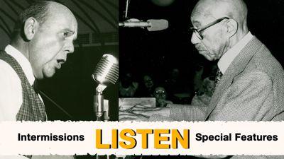 10 Listen - McGoon's Intermission & Feature Acts