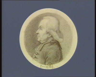M. Burnequez curé de Mouthe agé de cinquante sept ans député d'Aval en Franche-Comté à l'Assemblée nationale de 1789 : [dessin]