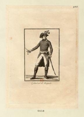 Général de brigade [estampe]