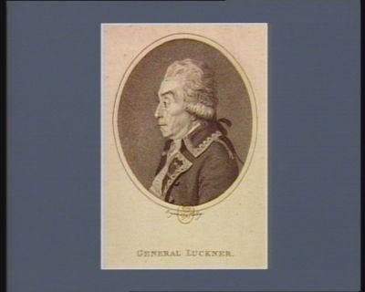 General Luckner [estampe]