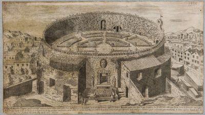 Vestigi del Mausoleo di Augusto