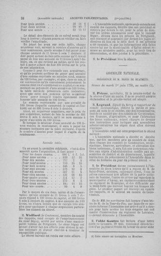 Tome 16 : Du 31 mai au 8 juillet 1790 - page 26