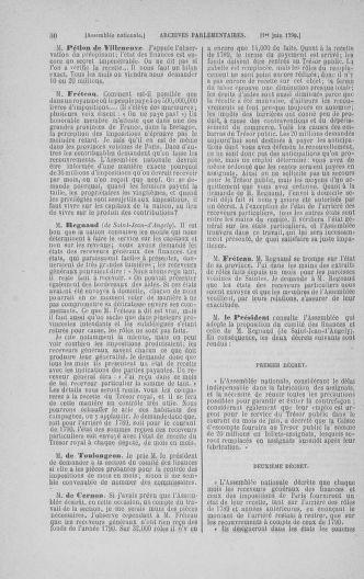Tome 16 : Du 31 mai au 8 juillet 1790 - page 30