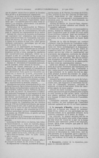 Tome 16 : Du 31 mai au 8 juillet 1790 - page 37