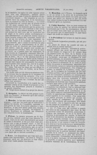 Tome 16 : Du 31 mai au 8 juillet 1790 - page 41