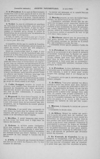 Tome 16 : Du 31 mai au 8 juillet 1790 - page 93
