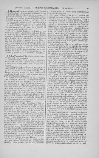 Tome 16 : Du 31 mai au 8 juillet 1790 - page 95