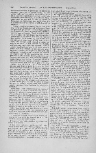 Tome 16 : Du 31 mai au 8 juillet 1790 - page 130