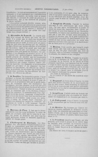 Tome 16 : Du 31 mai au 8 juillet 1790 - page 137